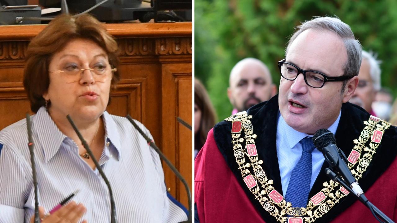 Водещите новини! Дончева и проф. Герджиков в спор за Борисов, Петков доказва в срок, че не е канадец