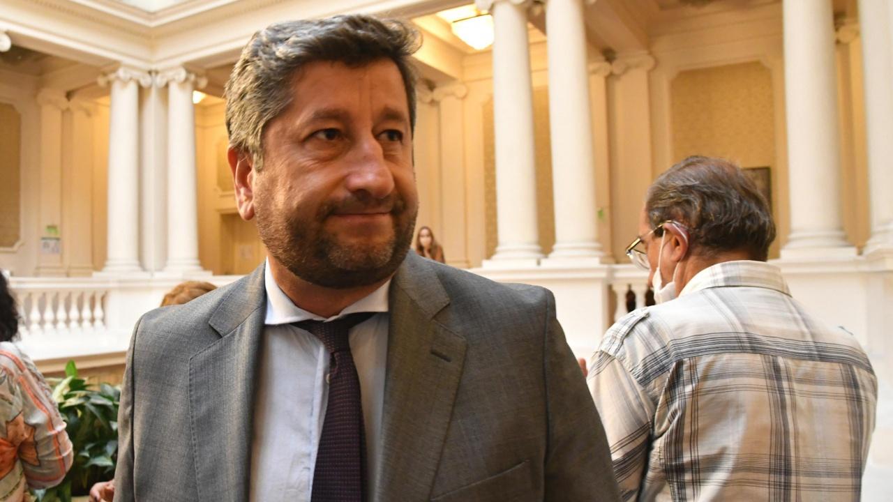 Христо Иванов: Съвсем естествено е подкрепата на ДБ да бъде дадена за Лозан Панов