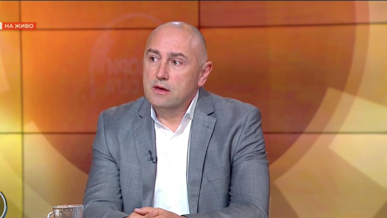 Любомир Каримански от ИТН: Изисква се голяма смелост с 65 депутати да направиш кабинет
