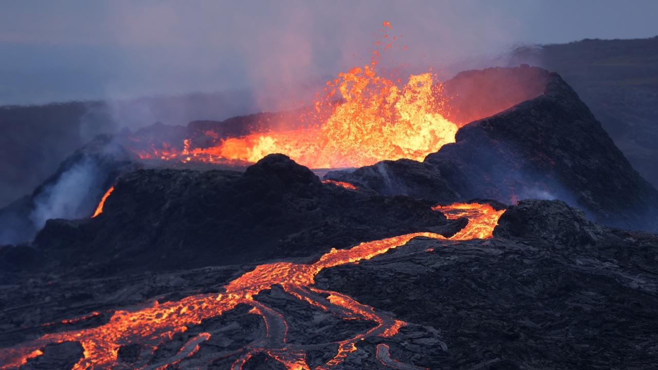 Вулканичната активност на испанския остров Ла Палма се засили