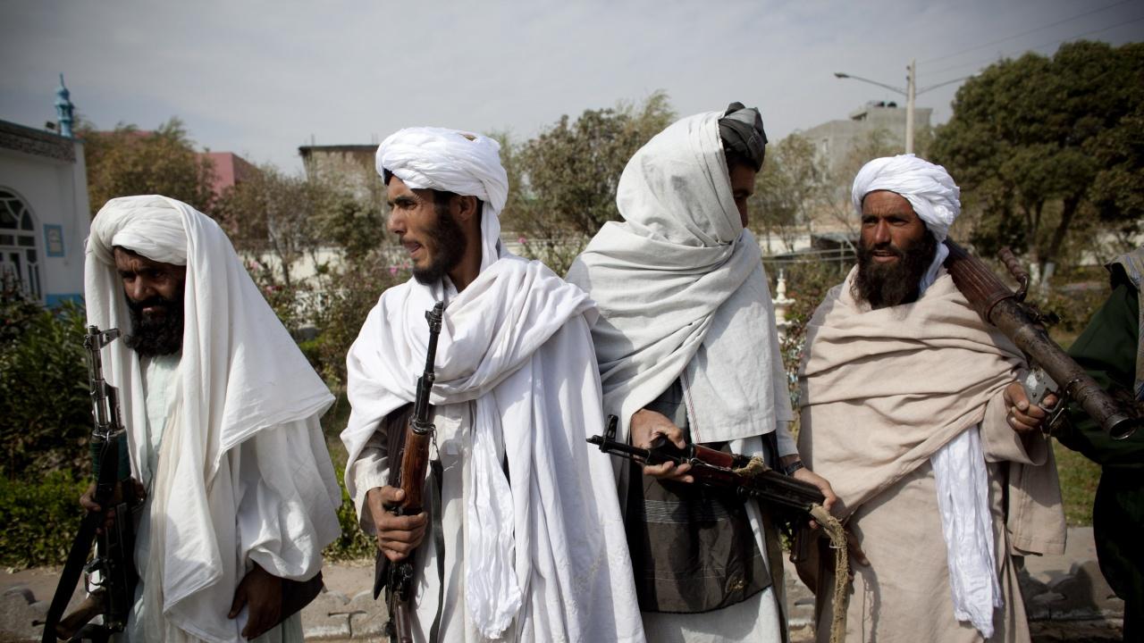 Талибаните: Разбихме клетка на ИД в Кабул