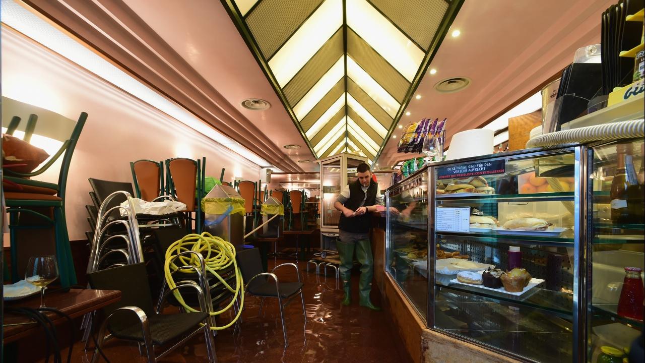 Наводнения и свлачища в Италия