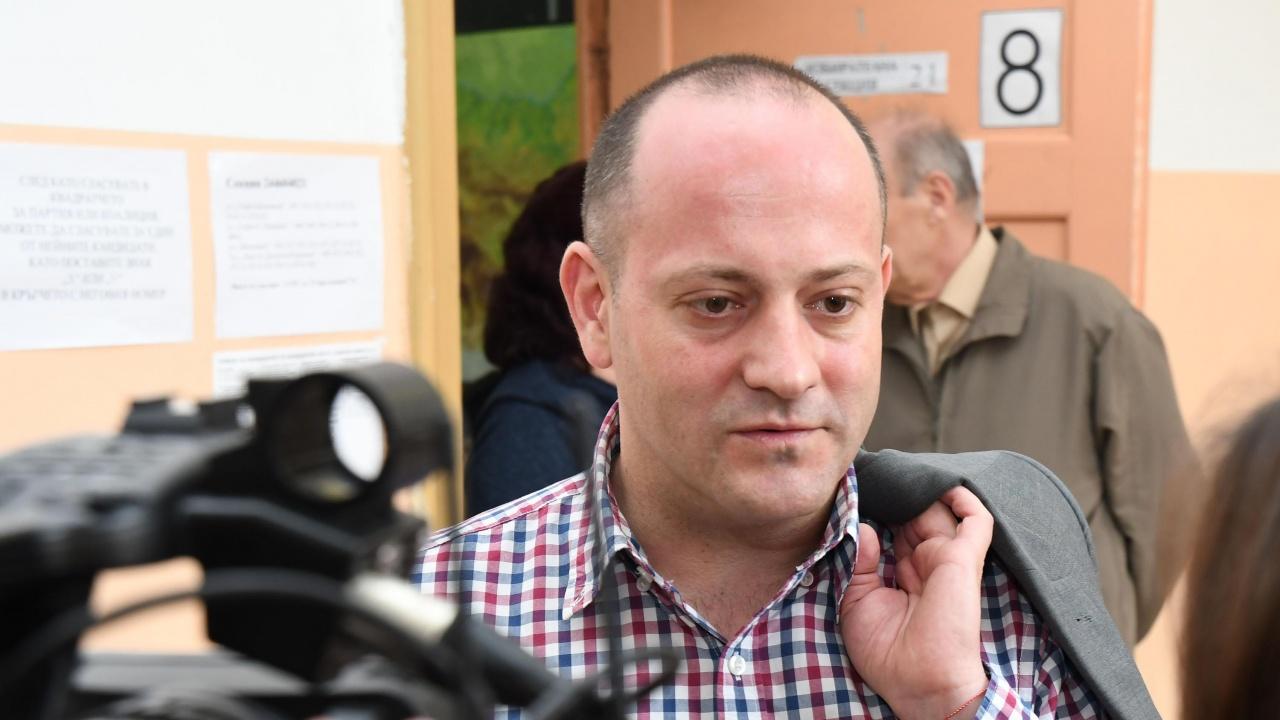 Радан Кънев подкрепя Лозан Панов за президент