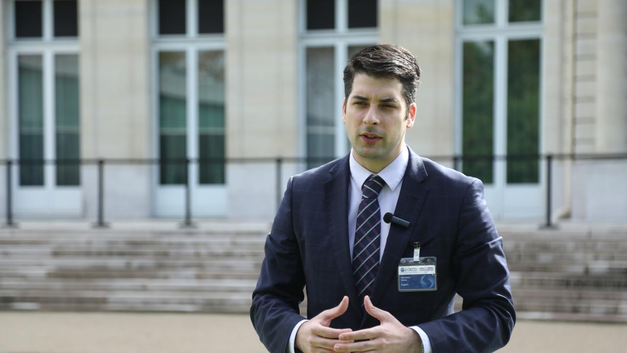 Атанас Пеканов: В Париж правим ключова стъпка към членство на България в ОИСР