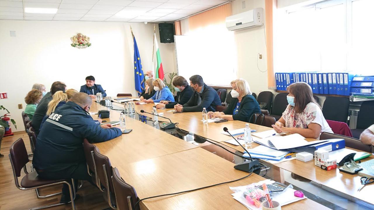Институциите в Софийска област имат готовност за изборите