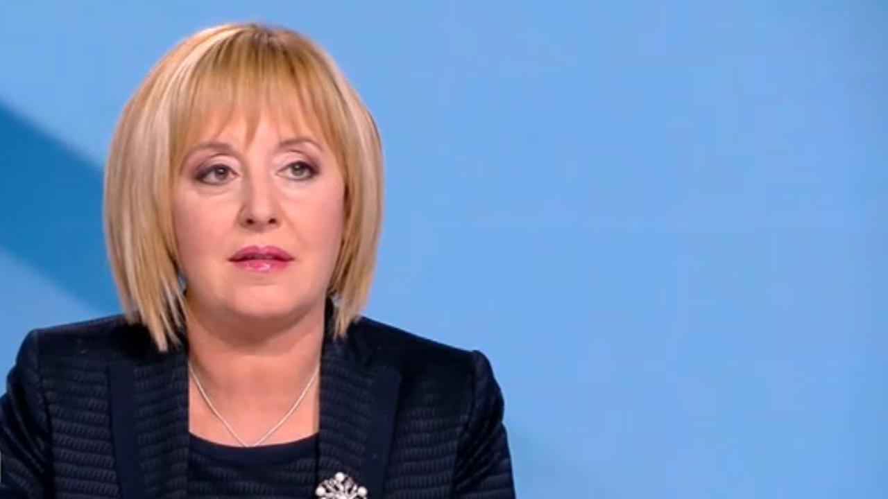 Мая Манолова за ректора на СУ: Необяснимо е защо такъв уважаван професор ще води битката на Борисов