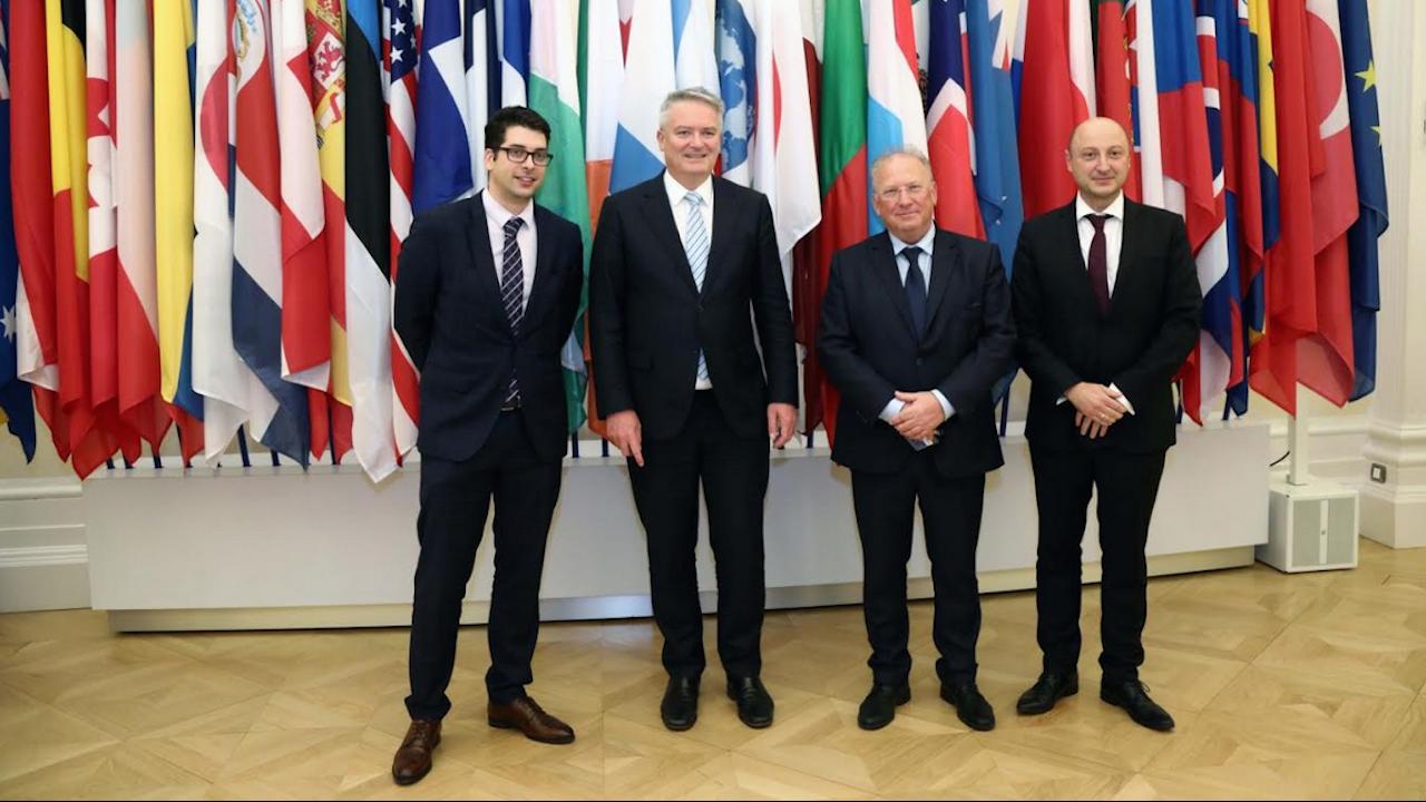 България потвърди решимостта си за членство в ОИСР