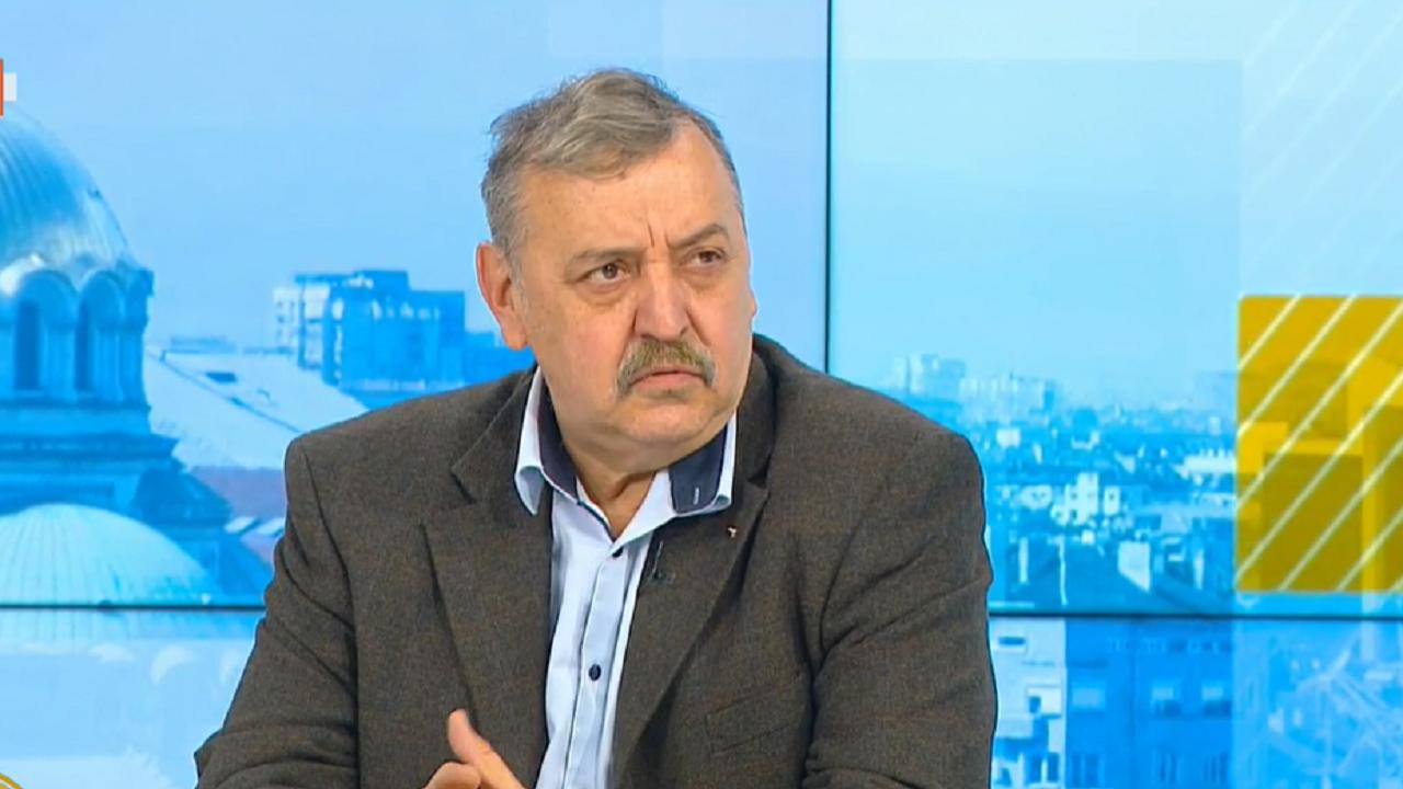 Проф. Кантарджиев с жестоки критики: Нали ни бяха обещали, че сега няма да се умира?