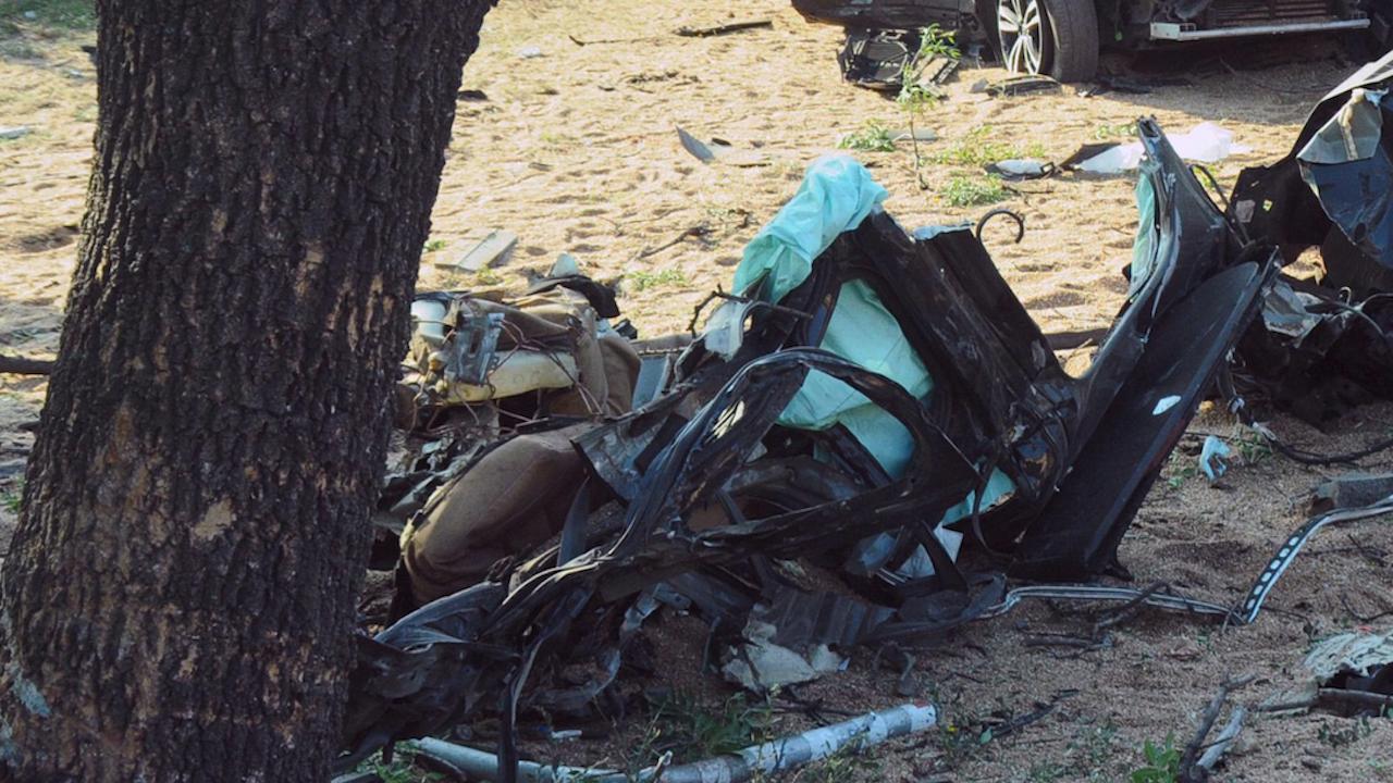 Шофьор загина при тежка катастрофа край Плевен