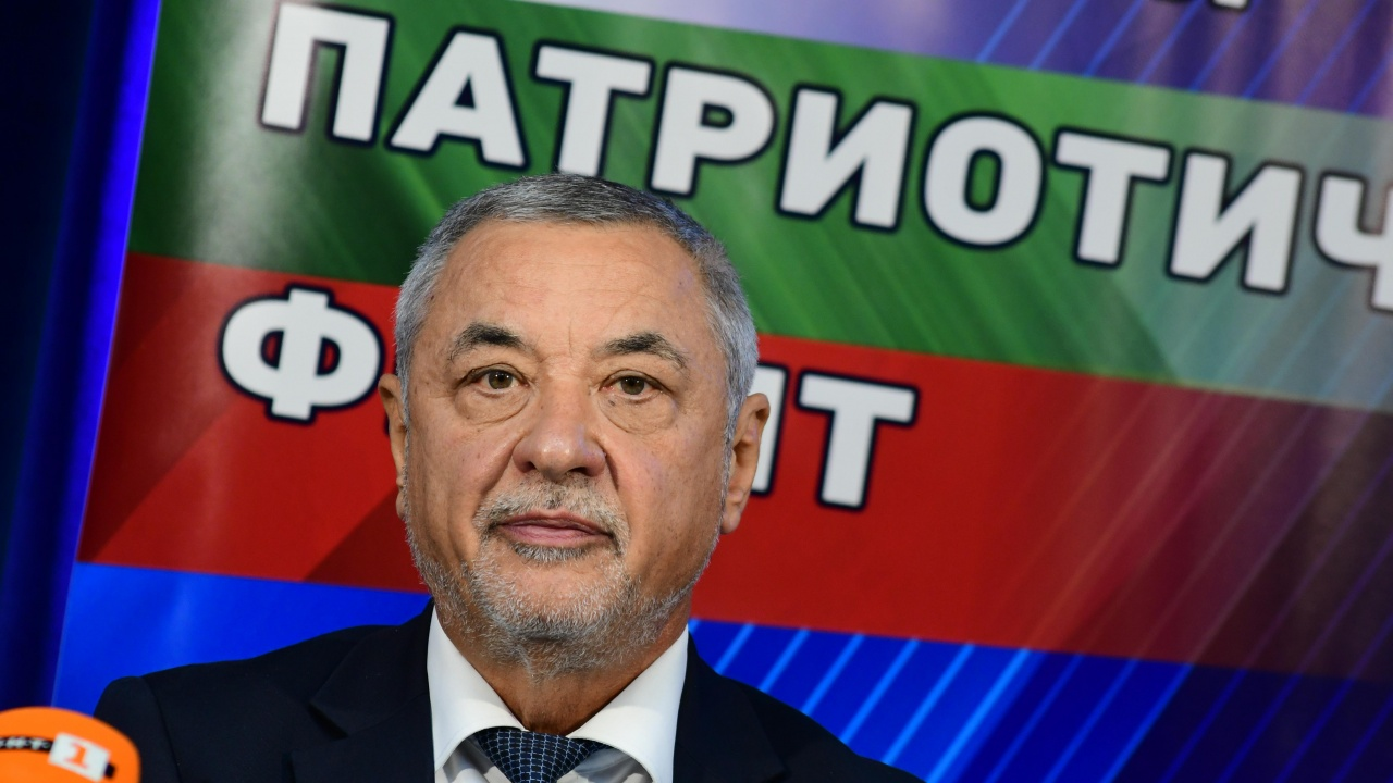 Официално: Валери Симеонов също се впусна в президентската надпревара