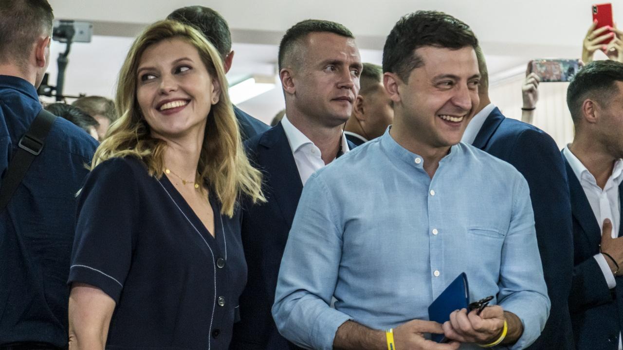 Партията на украинския президент свали окончателно председателя на парламента от поста му