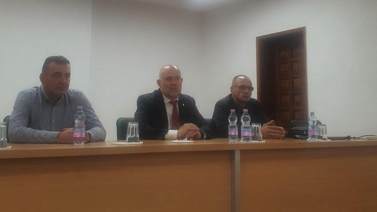 Гешев проведе работна среща с магистратите от Апелативен район-Пловдив