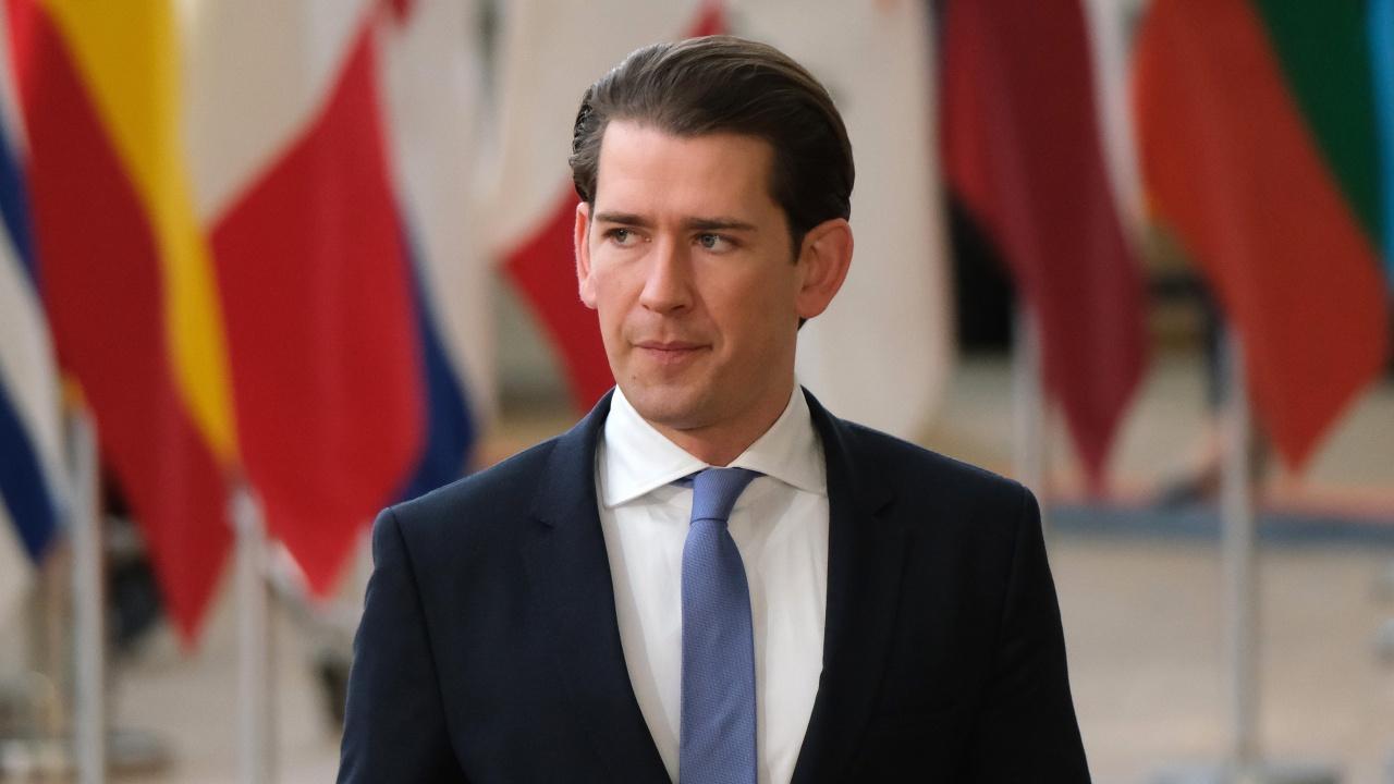 """""""Зелените"""" в Австрия: Трябва ли канцлерът да управлява, щом е разследван за корупция?"""