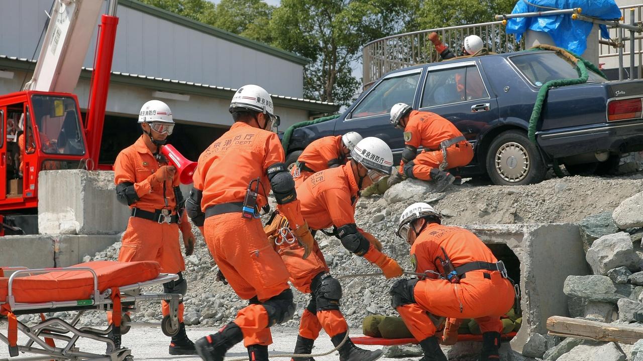 19 ранени след силното земетресение в Токио