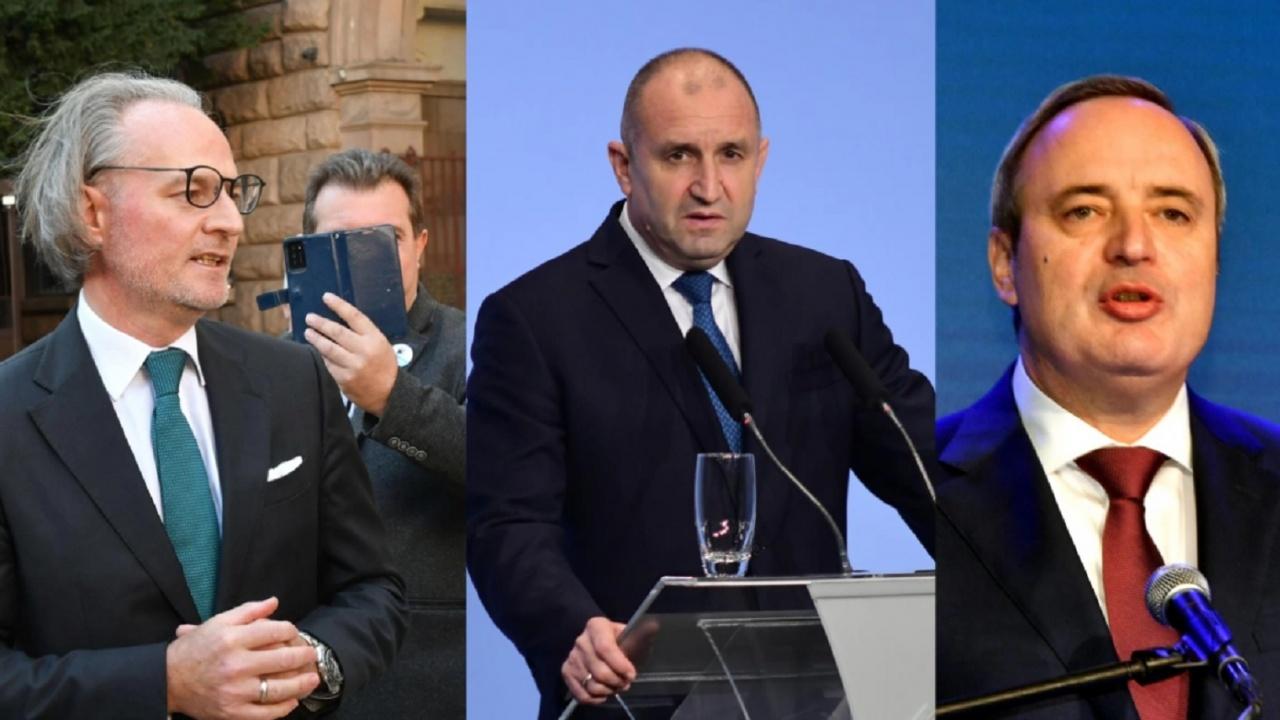Курумбашев: Не бих се срамувал който и от тримата измежду Радев, Панов и Герджиков стане президент