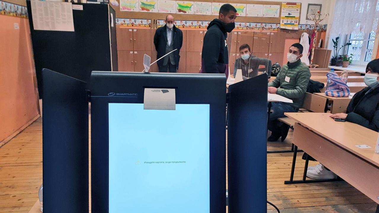 """""""Сиела Норма"""" ще покаже как ще изглеждат екраните на машините за вота на 14 ноември"""