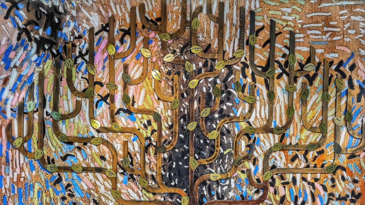 """Още четири имена в """"Дървото на живота"""" на ВМА"""