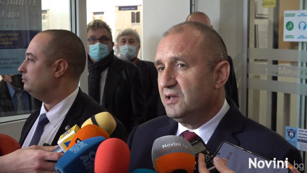 """Румен Радев за досиетата """"Пандора"""": Ще излязат още много хора"""