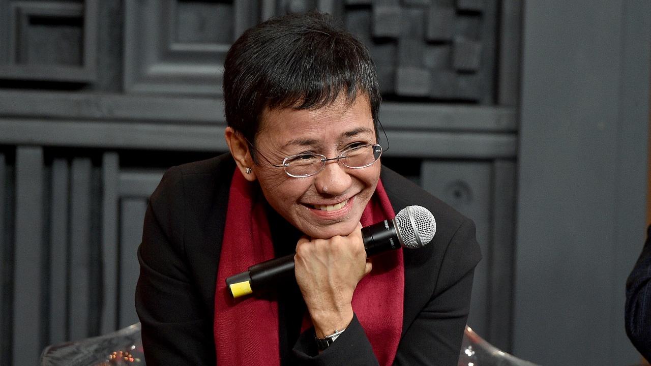 Журналисти са носители на Нобеловата награда за мир за 2021 г.