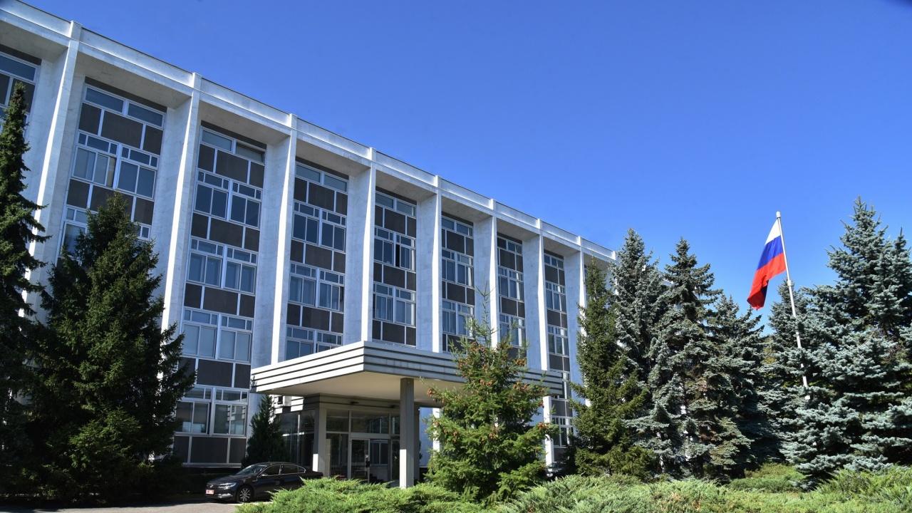 Посолството на Русия в София: Арестуваният по подозрение в шпионаж наш гражданин не искал помощ