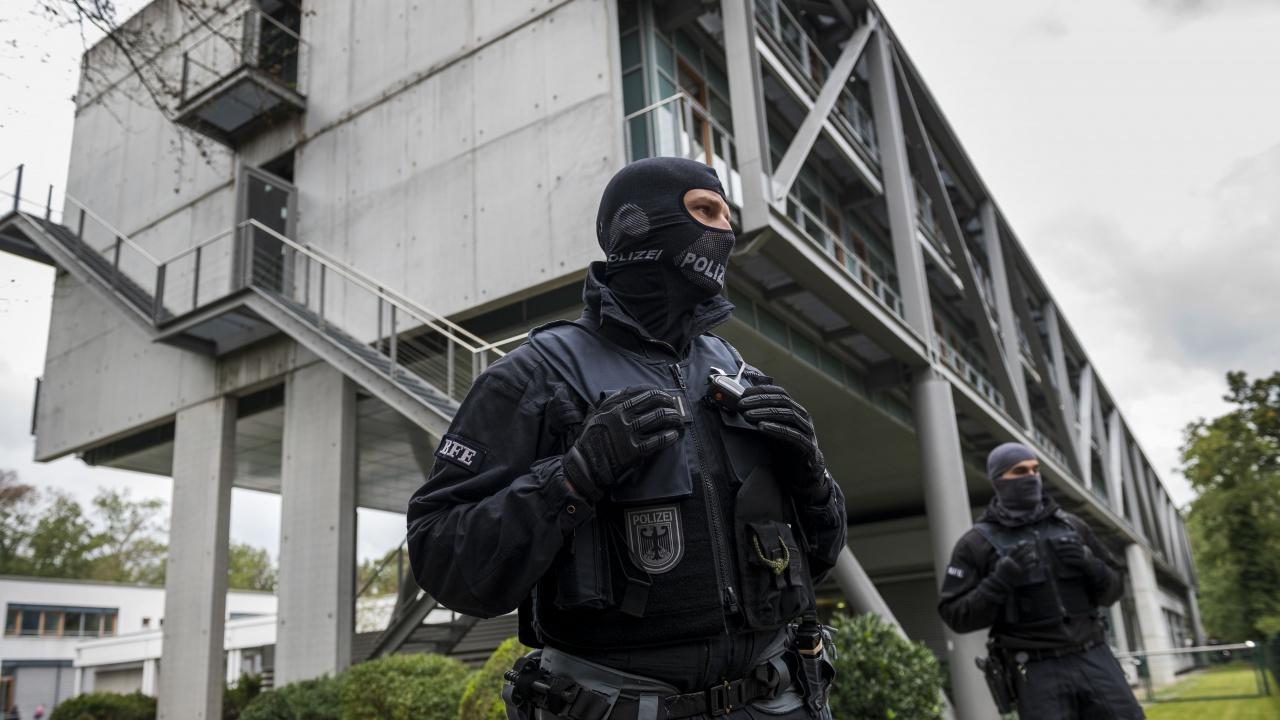 Мащабна акция в Германия срещу  ислямистки терористични групировки