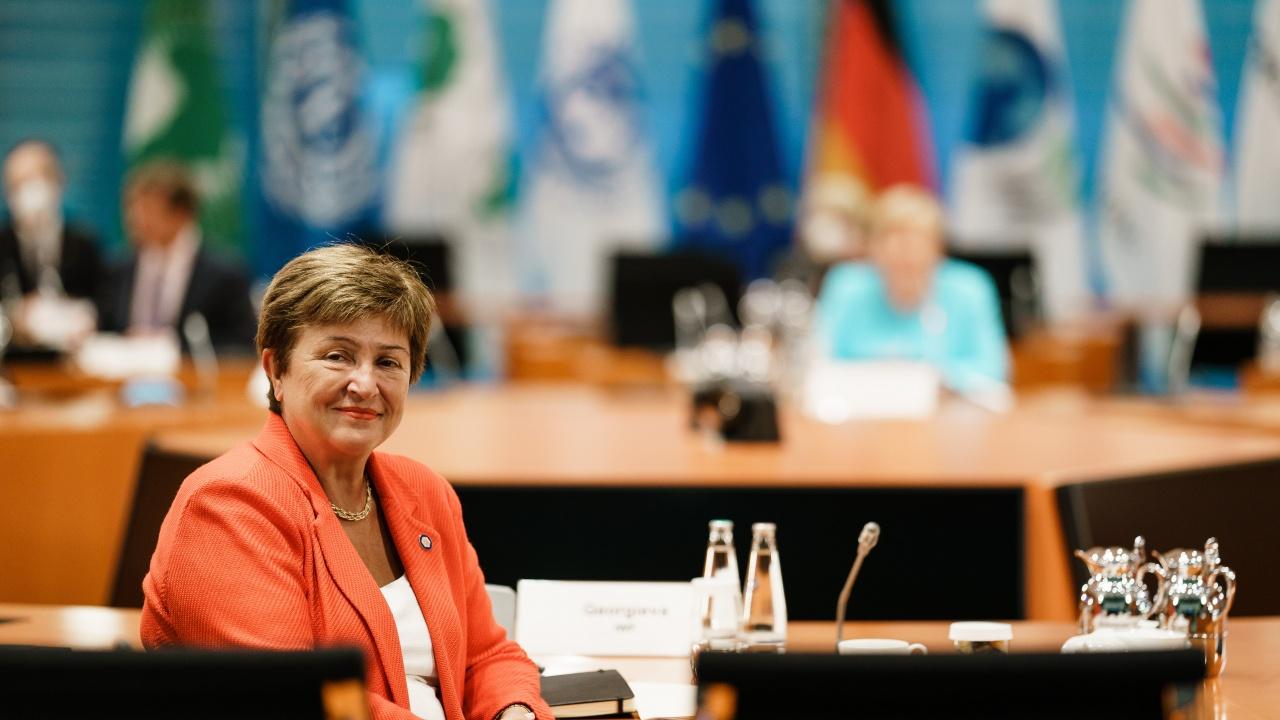 МВФ поиска още информация за обвиненията срещу Кристалина Георгиева преди да реши съдбата ѝ