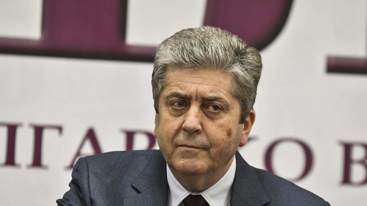 Георги Първанов: Не са виновни външните партньори за нашето окаяно и унизително положение