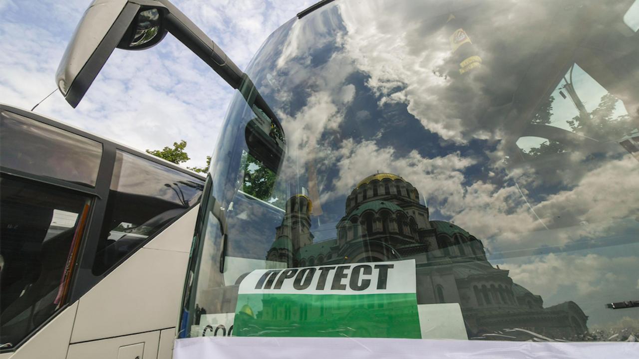 Превозвачи готвят протест на 12 октомври