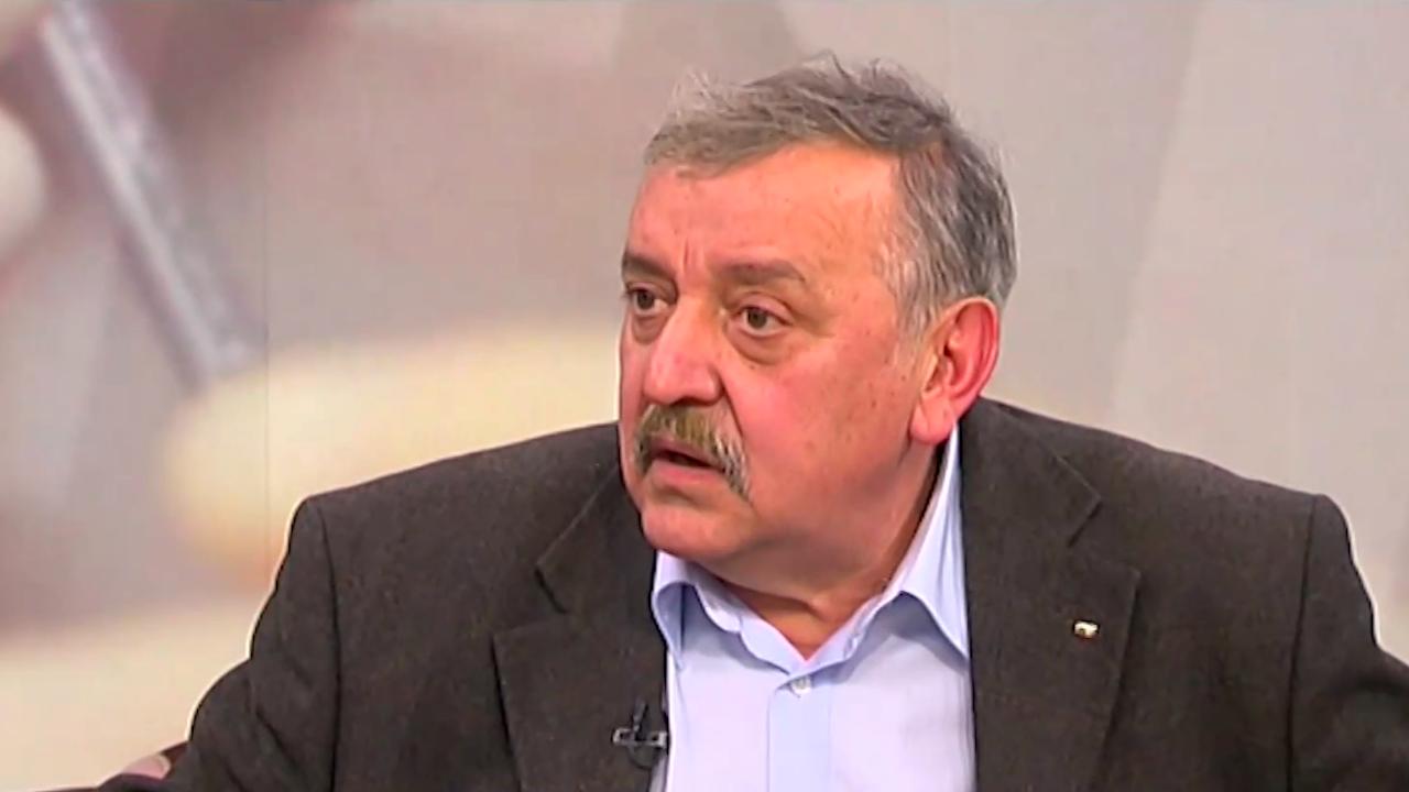 Кантарджиев: В момента умиращите от COVID-19 са повече от тези през третата вълна