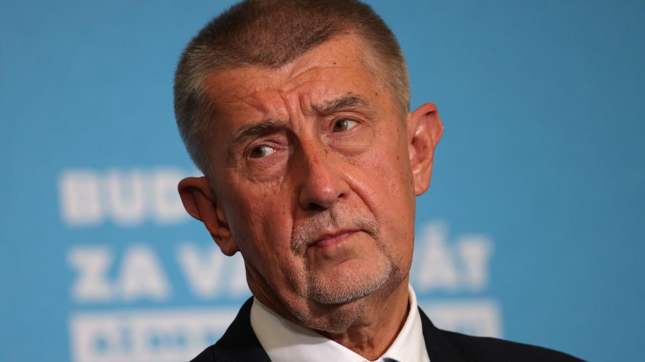 """Чешкият премиер Бабиш поздрави опозиционното обединение """"Заедно"""" за изборната победа"""