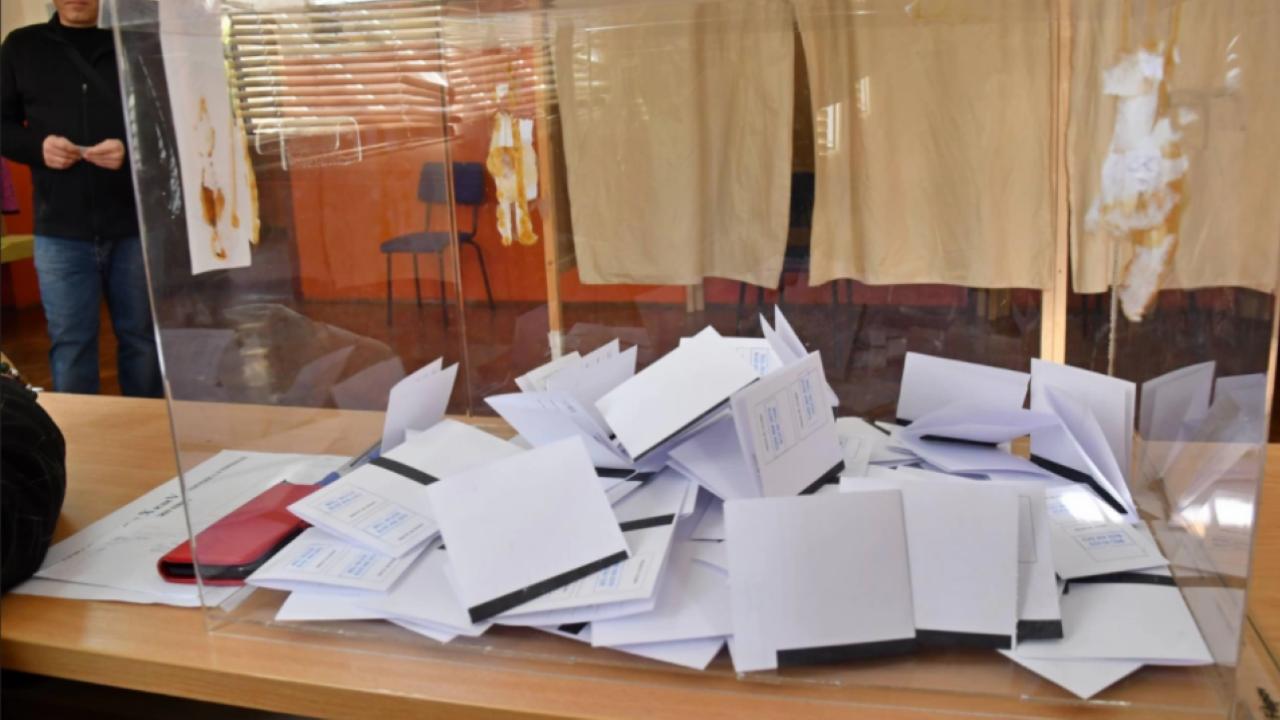 В две общини и четири кметства ще се състои втори тур на частичните местни избори
