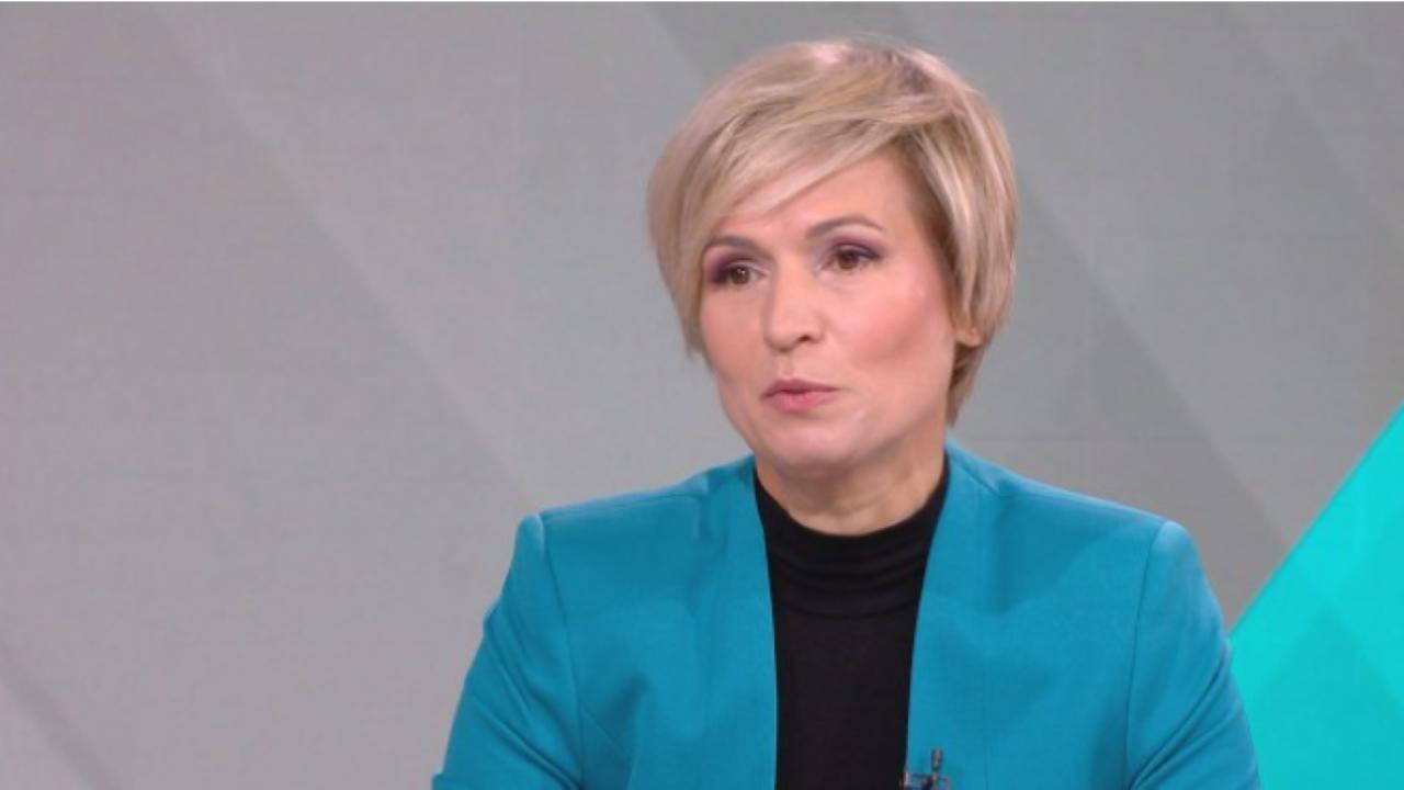 Невяна Митева отрече да е кандидат на ГЕРБ, с Борисов се запознала едва вчера