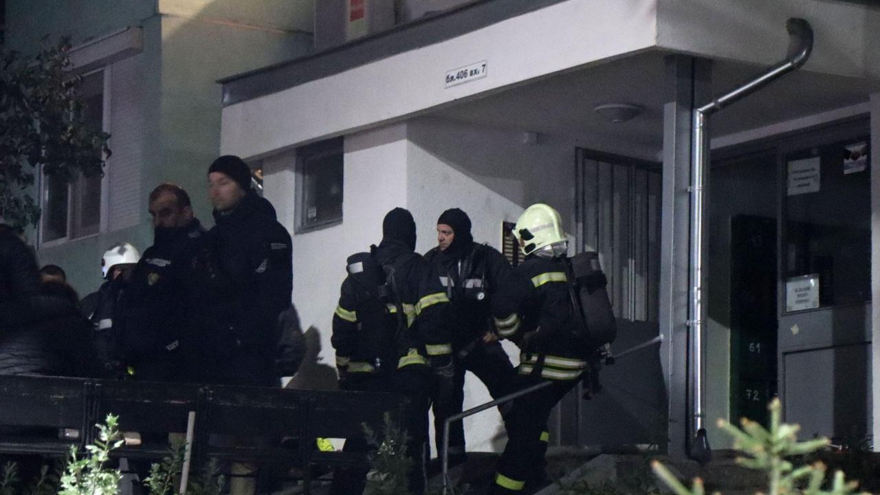 Прокуратурата се зае с пожара във Варна, при който загинаха две деца
