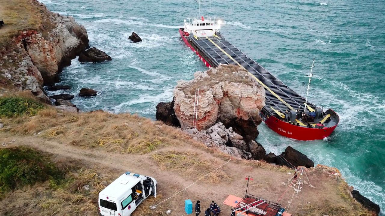 """Експерти: Възможно е данните в дневника на кораба """"Вера Су"""" да са променени"""