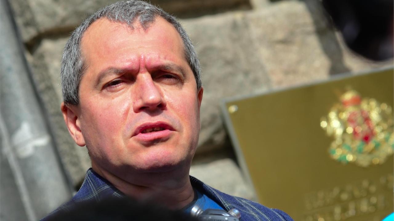 Тошко Йорданов: Не мисля, че България ще избере президент от ДПС