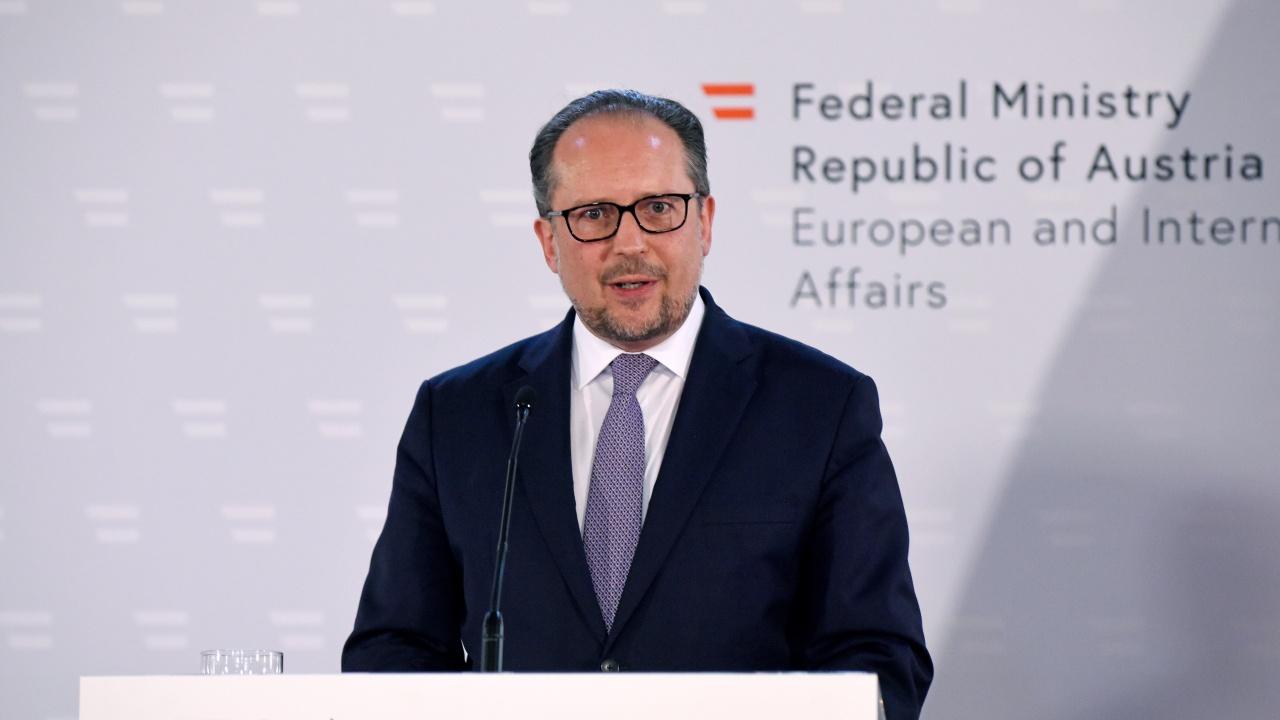 Външният министър на Австрия Александър Шаленберг ще заеме канцлерския пост