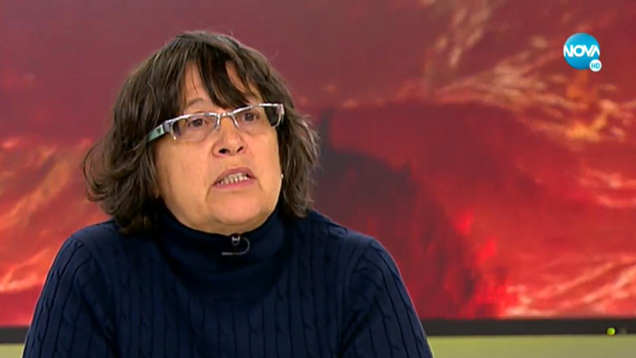 Д-р Николова: Все повече хора са уплашени, болниците са препълнени
