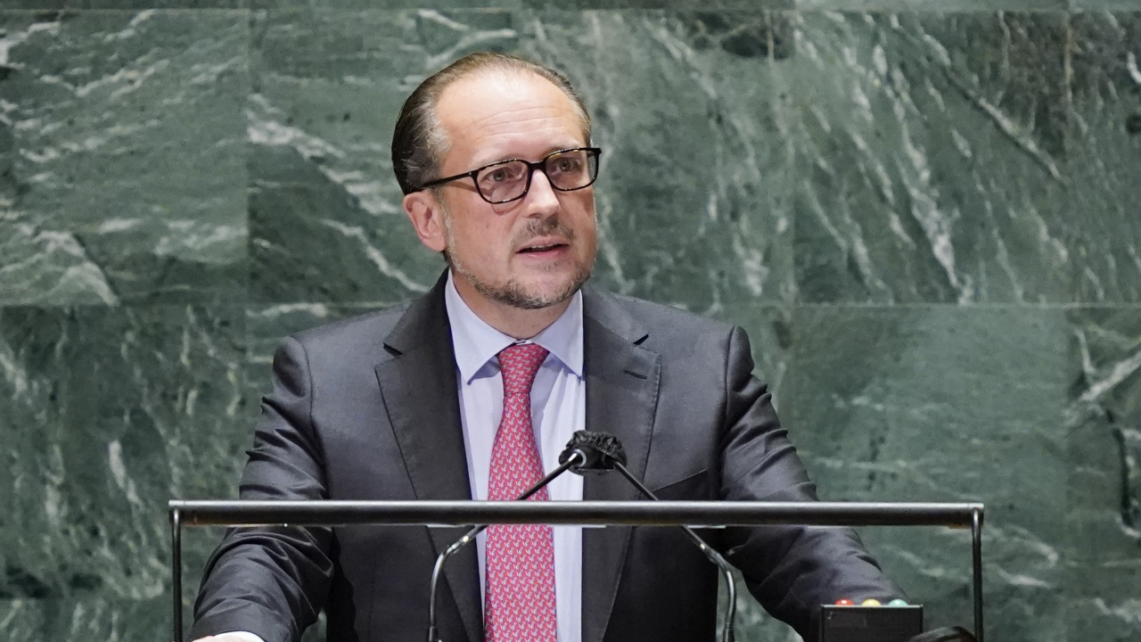 Австрийският посланик във Франция ще е следващият външен министър във Виена