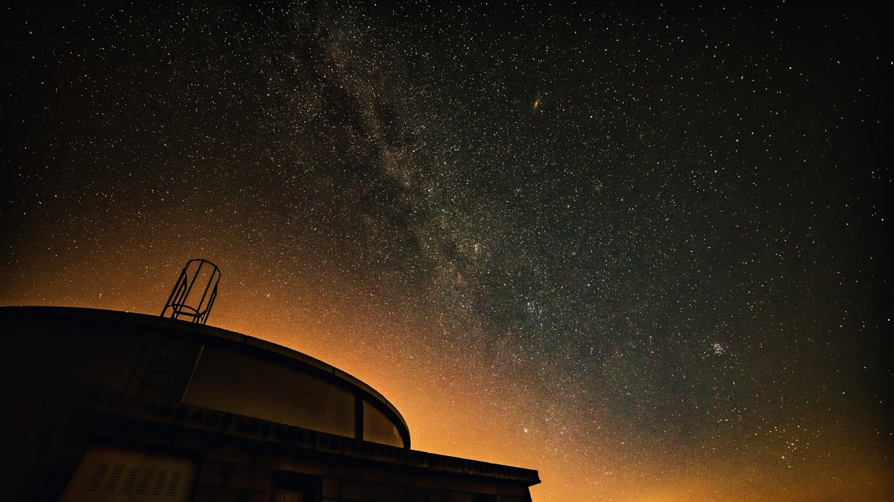 Астрономическата обсерватория в Ямбол разкри два нови клуба за работа с ученици