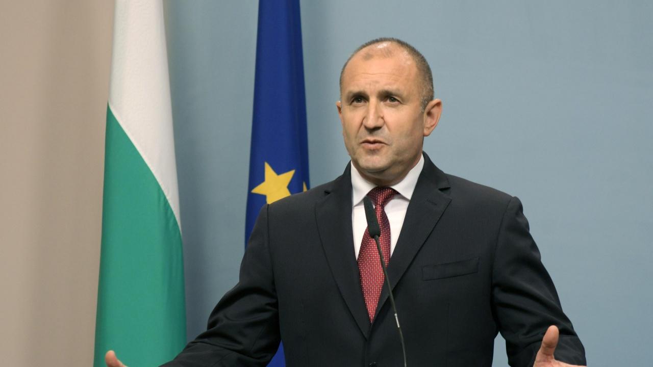 Радев ще участва в Годишната среща на бизнеса с правителството
