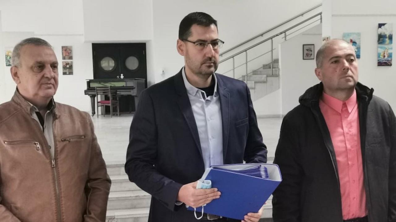 ГЕРБ-СДС регистрира листата в Пловдив, водач отново е лидерът Бойко Борисов
