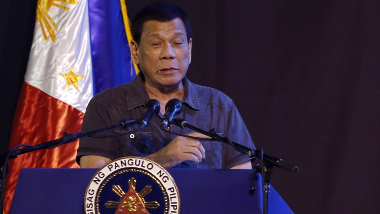 Филипинският президент поздрави журналистката Мария Реса с получаването на Нобеловата награда за мир
