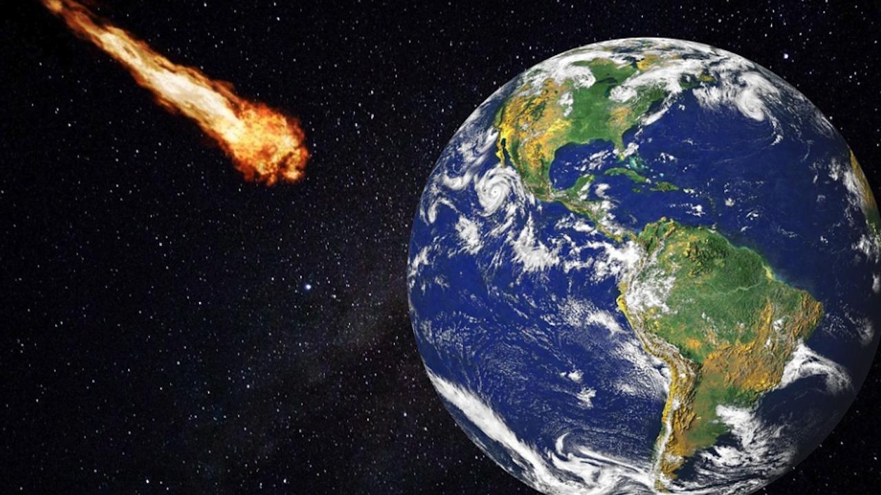 Огромен астероид ще премине край Земята