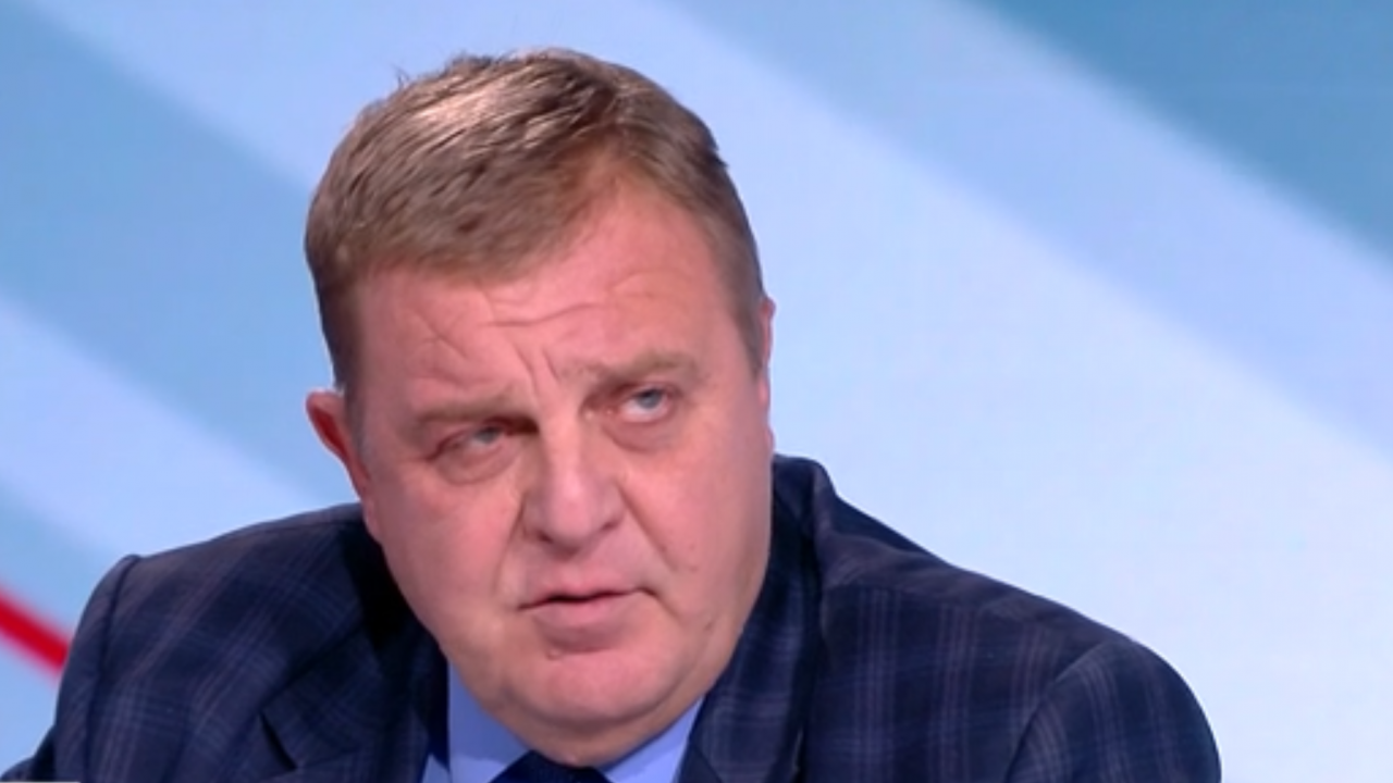 Каракачанов посочи най-големия проблем на България и обяви: Притеснен съм за позицията ни спрямо Скопие