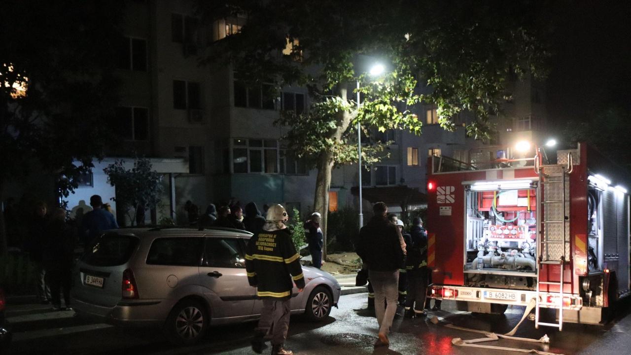 Още през август е подаден сигнал за насилие над по-голямото дете от пожара във Варна