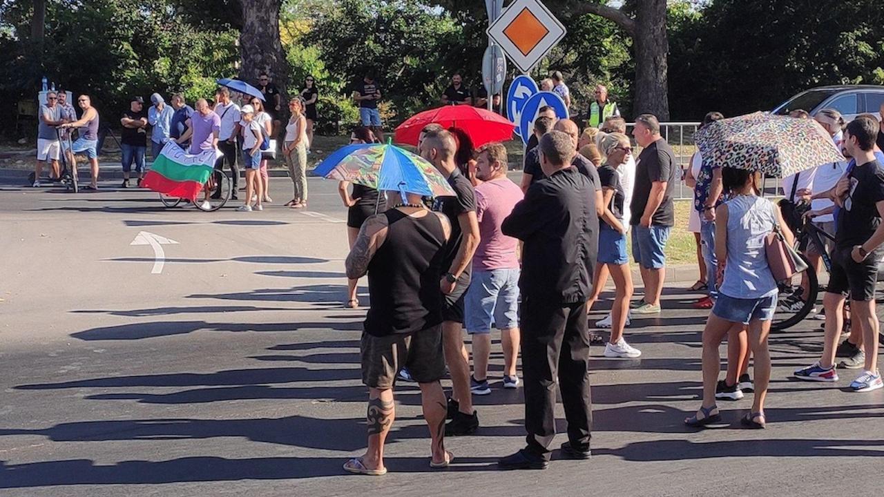Нов протест срещу опасното шофиране в Стара Загора