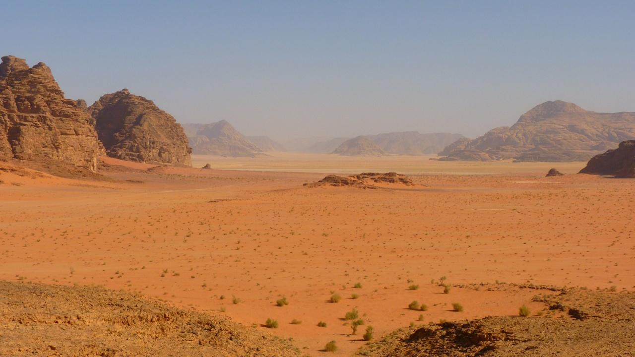 Симулират живота на Марс в израелската пустинята Негев