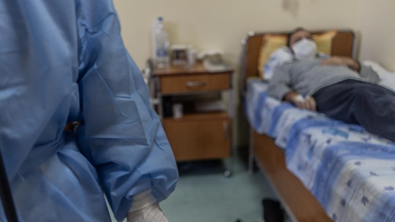 """В """"Пирогов"""" ще увеличат броя на леглата за интензивно лечение на пациенти с COVID-19"""