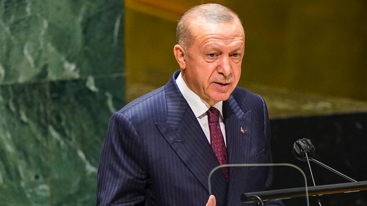 Ердоган: Турция иска да създаде работна група за Афганистан