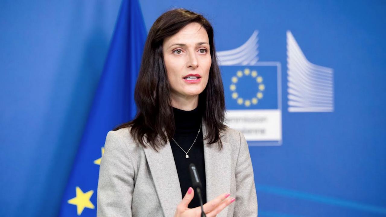 Мария Габриел: Образованието и критичното мислене са ключови в борбата с дезинформацията
